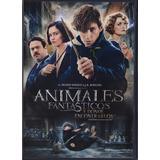 Animales Fantasticos Y Donde Encontrarlos Pelicula Dvd