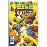 The Incredible Hulk Vs. Superman #1 (1999) Nm+ 9.6 Tpb.