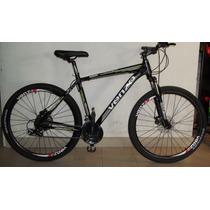 Bicicleta Venzo Arpon Rod 27.5 24 Vel Shimano Frenos Disco