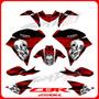 Kits Adhesivos Gráficos Para Motos Honda Cbr 250
