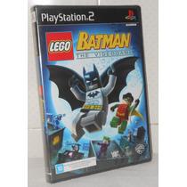 Ps2 Play Station Lego Batman The Videogame Nacional Lacrado
