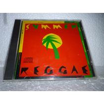 Cd Summer Reggae Coletânea Cliff + Marley + Clash + Winie Br