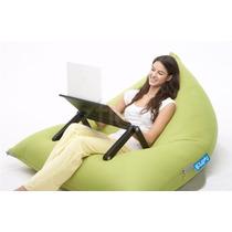 Mesa De Notebook Multifuncional Ajustável Netbook Tablet