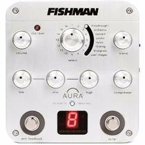 Pedal Violão Fishman Aura Spectrum Di Preamp