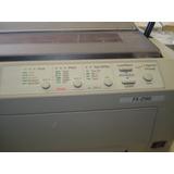 Impresora Matriz De Punto Carro Ancho Epson Fx-2190