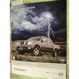 Publicidad Nissan Frontier Año 2010