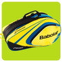 Bolso Paletero Babolat Padel Club Mochila Bag Paletas Local
