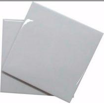 15 Azulejo Para Sublimação Branco 15x15 + Suporte