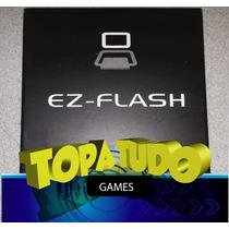 Ez Flash Iv + 2gb + Jogos Ezflash Gba Gbasp Nds Micro Sdhc