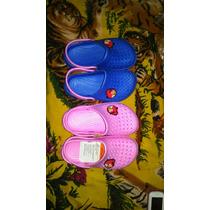 Zapatos Sandalias O Cotizas Tipo Croos Para Niños Y Niñad