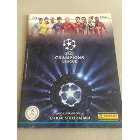 Álbum Uefa Champions League 2013/2014 - Vazio - Raro