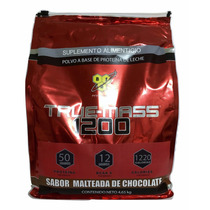 Proteina True Mass 1200 Bsn 10.25 Lb - Sabor Chocolate