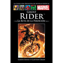 Colección Marvel Salvat - Ghost Rider: Ruta De La Perdición