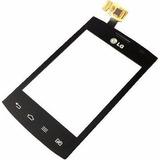 Tela Touch Vidro Lg Optimus L1 2 E410f / E415f - Preto
