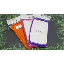 3 Protectores De Goma Motorola G2