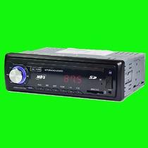 Auto Radio Mp3 Player Som Automotivo Usb Sd Toca Fm Com Nf