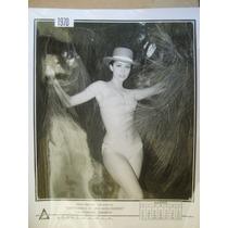 Hilda Aguirre En Bikini Sexy Foto Blanco Y Negro 1970