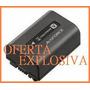 Bateria Li-ion Np-fv50 Video Camara Sony Hdr-hc3 Hc5 Hc7 Hc9