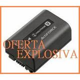 Bateria Np-fv50 Video Camara Sony Handycam Dcr-dvd106 Dvd108