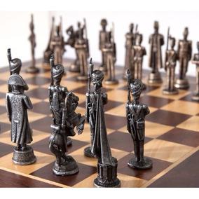 Peças Jogo De Xadrez Napoleão Robin Hood Cruzadas Egipcios