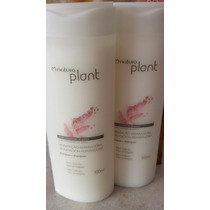 2 Shampoo Plant Hidratação Protetora