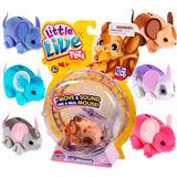 Little Live Pets 28135 Raton A Pila Giro Didactico