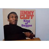 Lp Jimmy Cliff - King Of Reggae - Bob Marley Gregory Isaacs