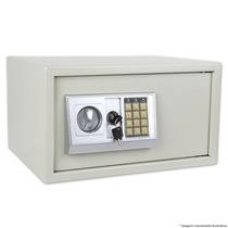 Cofre Eletrônico Digital Com Teclado E Prateleira Sb30