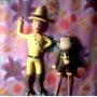 Jorge El Curioso + Hombre Del Sombrero Amarillo