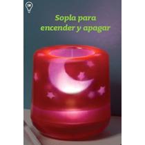 Lámpara Vela Dulces Sueños Betterware - Recámara Niños