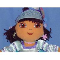 Dora La Exploradora Princesa Muñeca Mochila