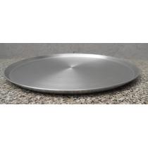 Charola Pizza Aluminio