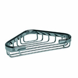 Jabonera Rejilla Angular Metálica Hydros Bronce 5 A Garantia