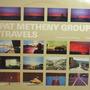 Pat Metheny Group 1983 Travels Lp Duplo Capa Dupla