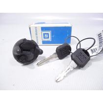 Cilindro Miolo Ignição C/ Chave S10 / Blazer 01/ C/ Detalhe