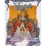 Labyrinth Laberinto 30 Aniversario Digibook Blu-ray + Uv