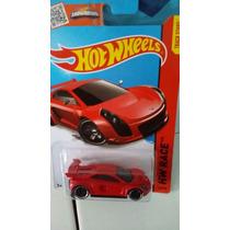 Hotwheels Mastretta Mxr Rojo