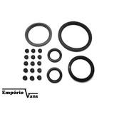 Kit Retentor Completo Motor Master 2.5 16v