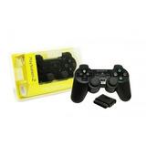 Control Para Playstation 2 Dualshok Inalambrico Ps2 Blister
