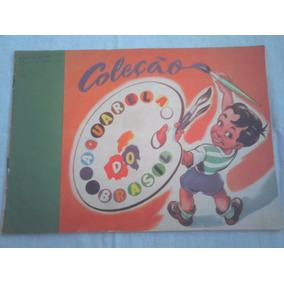 Album De Figurinhas Antigo: Aquarela Do Brasil