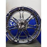 Llantas Cromadas R20 5x100/112 Neumáticos Ruben
