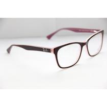 Armação Oculos Grau Rayban 5115 Original Promoção