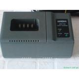 Cargador Uniden Apx 115 Rápido Para Baterias 550 Y 1050