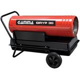 Caloventor Calefactor Portátil Gamma Gryp 30 Gasoil 25800kc