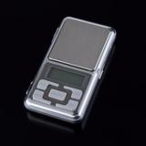 Balanza Precision Digital De 0.1 Gramo A 500 Grs Portable