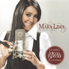 Cd Mara Lima - Recordações 1 E 2 - E Melhores Momentos 1,2,3