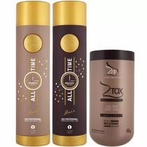 Zap Professional Escova Progressiva + Botxx 1kg + Brinde