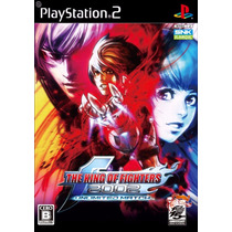 The King Of Fighters 2002 - Unlimited - Patchs Jogos Ps2