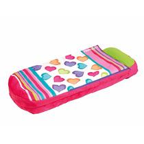 Cama Inflable Para Niños Tipo Sleeping Bag Ready Bed