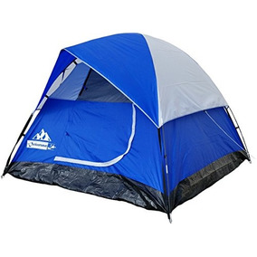 Outdoorsmanlab 3 Persona Carpa Para Acampar, Hacer Excursio